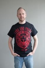 Loud and Proud T-Shirt black men